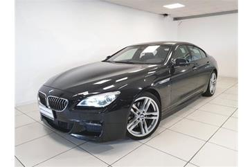 usatostore.bmw.it Store BMW Serie 6 G.C.  (F06) BMW 640d xDrive Gran Coupé Msport Edition