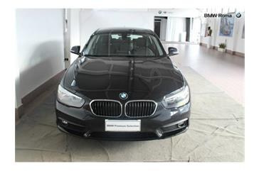 usatostore.bmw.it Store BMW Serie 1 (F20) 116d 5p. Advantage